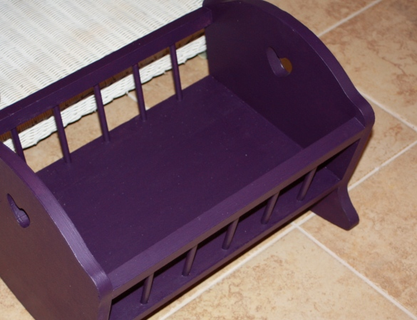 Download Free Doll Cradle Plans Woodworking Plans DIY ...
