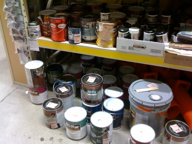 Finding The Perfect Oops Paint